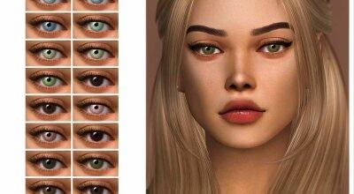 Цвета глаз N39