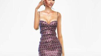 Платье D.O.Lilac 42