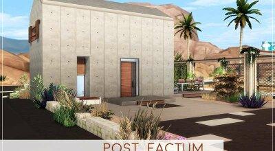 Дом Post factum