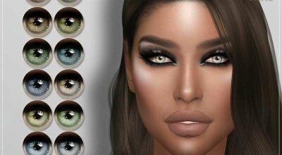 Глаза FRS N118