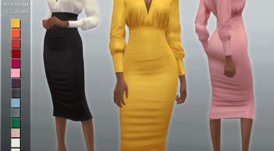 Платье Marion