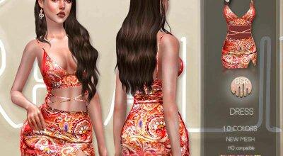 Платье BD240