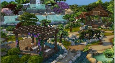 Весенний парк Spring Park