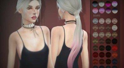 Волосы Lacuna
