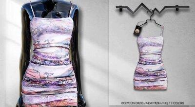 Платье BD273