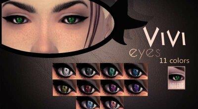 Глаза Vivi