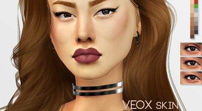 Кожа Veox Overlay