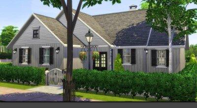 Загородный дом Cozy_Cottage