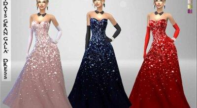 Платье Gran Gala