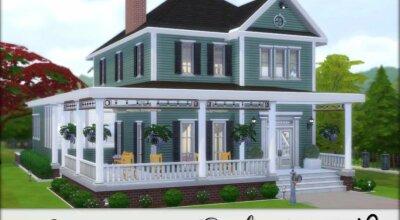 Современный семейный дом