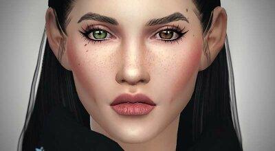 Глаза Heterochromia
