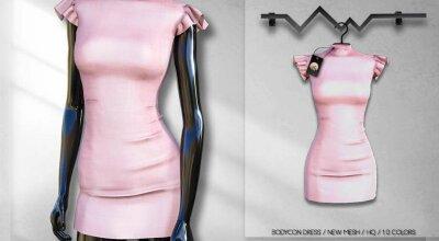 Платье BD311