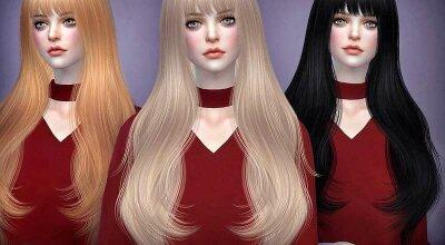Волнистые волосы Lucy 16A