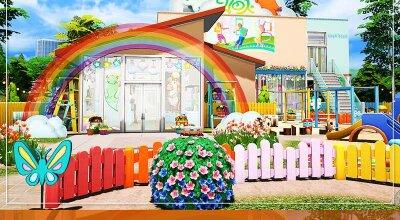 Радужный детский сад