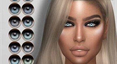 Глаза N84