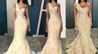 Платье Kim Kardasian