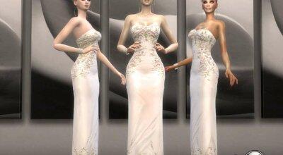 Платье Leanmie