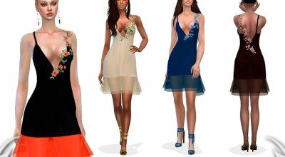 Платье Hana