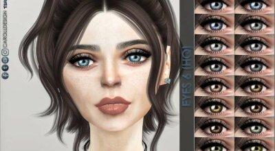 Глаза N6