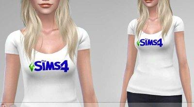 Футболка The Sims 4