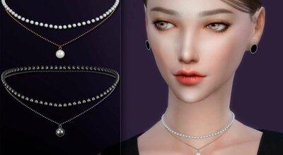 Ожерелье N10