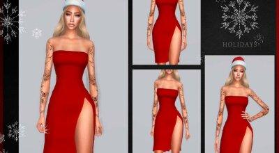 Платье Christmas - VI
