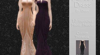 Платье Azaria